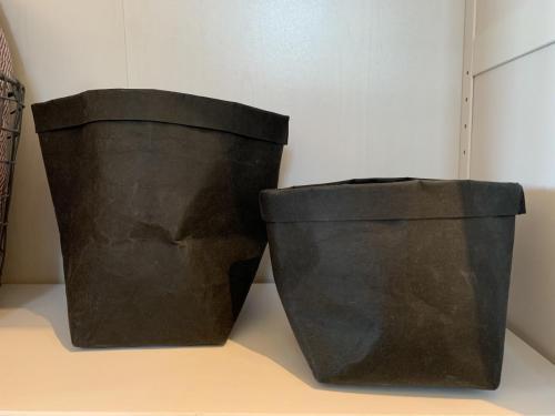 002. Utensilio anthrazit aus Zellulose und Latex, waschbar bei 30 Grad