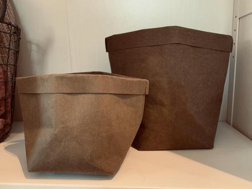 004. Utensilio khaki aus Zellulose und Latex, waschbar bei 30 Grad
